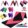 Heavy Duty Gymnastics Mat Thick Yoga Folding Panel Gym Fitness Exercise 10/8/6FT