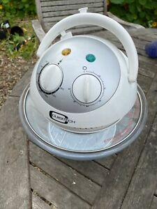 Cuisitech small halogen cooker excellent condition