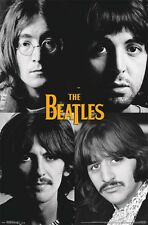 "THE BEATLES - WHITE ALBUM PORTRAITS - 1968 - 91 x 61 cm 36"" x 24""  ART POSTERx"
