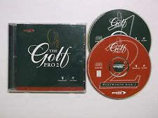 The Golf Pro 2 (PC, 1998) CD-ROM Game Wentworth Club Limited w/ Gary Player