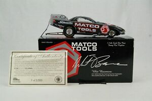 Racing Champions Matco Tools Whit Bazemore Funny Car Pontiac 1:24 Scale
