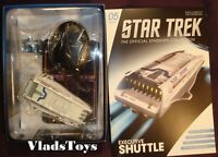 Eaglemoss Star Trek Executive Shuttle from Earth Spacedock 1926-AA #5 w/Mag