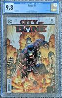 Batman #82 Finch Variant Cover CGC 9.8 DC Comics 2020 City of Bane Tom King