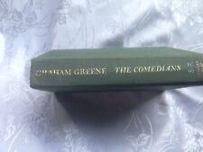 Graham Greene 1st ed. The Comedians. London, The Bodley Head, 1966.