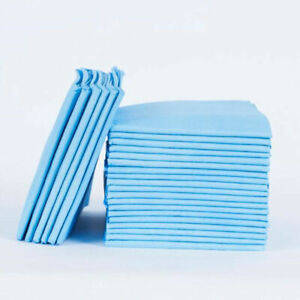 40PK Economy Underpads Nursery Incontinence Disposable Bed Cover 60 x 90cm OZ