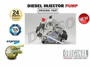 FOR NISSAN 2.5 DCI 16700-EB30B  NEW DENSO DIESEL FUEL INJECTOR PUMP 294000-0371