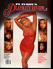 PLAYBOY MAGAZINE NEWSTAND SPECIAL ~ PLAYMATE REVIEW 1993 ~ ANNA NICOLE SMITH
