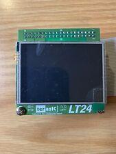 "Terasic LT24 2.4"" LCD Touch Module Screen 240x320 Display FPGA Dev Board"