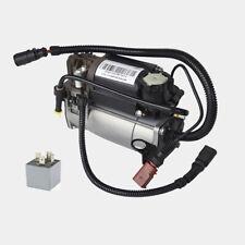 Air Suspension Compressor Pump For Audi A8 S8 Quattro 2002-2010 D3 4E V6 & V8