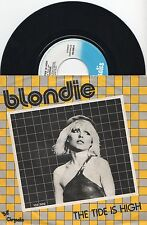 """BLONDIE ►  The Tide Is High - 45 Tours / 7"""" Vinyle - NETHERLANDS - 1980"""