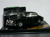 Vitesse 072A 1960 Jaguar MkII 2.4 British Racing Green 1/43
