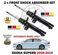 per SKODA SUPERB Hatchback MODELLI 2008-2015 2x Ammortizzatore Ant Set