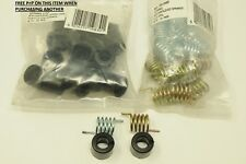 """WHOLESALE JOB LOT OF 10 PAIRS CANTI-LEVER 4 ½"""" COIL BRAKE SPRINGS & COVERS"""