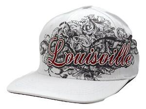 Louisville Cardinals TOW NCAA Cadence Flex Fit Flat Bill Cap Hat