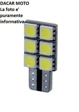 246510855 RMS LED T10 CAN-BUS 90 lumen naranja