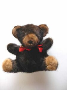 "Vintage Mink ""Rare Bear"" - First Generation - 1982"