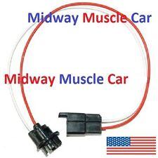 under dash courtesy light wiring harness w/o a/c 69-72 Pontiac GTO lemans judge