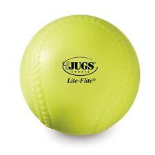 "Jugs Lite Flite 12"" Softballs by the Dozen"