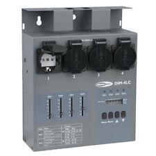 Showtec DIM-4LC control local Dmx oscurecimiento Pack multidim Etapa de iluminación 4ch
