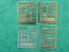 MARSH MODELS 1:43 PHOTO ETCHED PARTS FOR MM57 FORD GT 40 1964 + MM84 1966