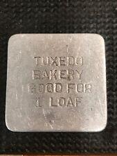 Token Tuxedo Bakery Good For 1 Loaf Calgary Early Tag  Token C10