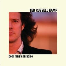 KAMP Ted Russell - POOR MAN'S PARADISO NUOVO CD