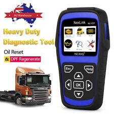 Car&Truck Diagnostic Tool Heavy Duty Engine/Oil Light Service DPF Reset Scanner