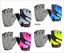Cycling Gloves Fitness Sports Open Finger Weight Training Protective Equipment