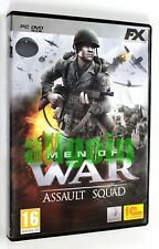 Gioco PC DVD-ROM MEN OF WAR ASSAULT SQUAD Digitalmind 1C Company 2011
