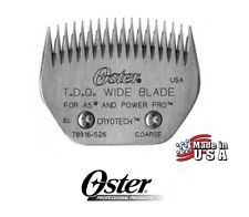 OSTER POWER PRO TDQ Take Down Quick T.D.Q.COARSE Blade*Fit A5,Many Andis Clipper