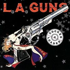 LA GUNS - Cocked And Loaded - CD