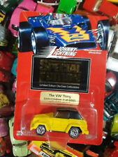 VOLKSWAGEN VW THING JOHNNY LIGHTNING 1:64 YELLOW 1 OF 5000