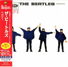 BEATLES - HELP! ( REMASTERED ( MINI LP AUDIO CD with OBI and BOOKLETS )