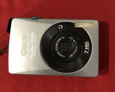 Canon PowerShot Digital ELPH SD750 / Digital IXUS 75 7.1MP Digital Camera -...