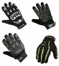 GearX Knuckles Motorcycle Gloves Cowhide Leather Exact