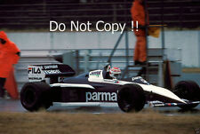 Nelson Piquet Brabham BT52B German Grand Prix 1983 Photograph 1