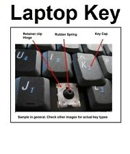 DELL Keyboard KEY - Inspiron 6000 6400 9200 9300 9400 1501 1300 630m B120 B130