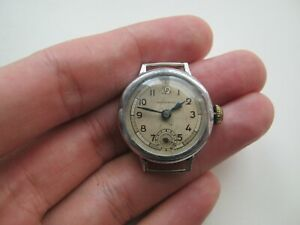 1930s vintage watch T.Moser