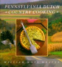 Pennsylvania Dutch Country Cooking