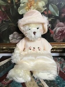 """Russ PHEOBE Bear Sheer Inspiration Collection 17"""" Handmade Air Brushed All Tags"""