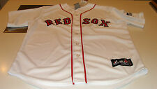 2014 Boston Red Sox MLB Baseball Jersey S World Series Patch Home Majestic