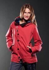 Womens Oakley Gretchen Bleiler GB Eco Shell Snow Ski Snowboard Jacket Red Large