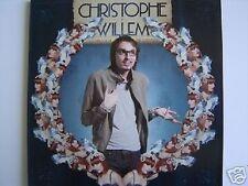 CHRISTOPHE WILLEM ELU PRODUIT DE L'ANNEE CD PROMO