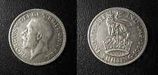 Great Britain - George V - 1 silver shilling 1929 - KM#833