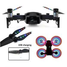 2Pcs STARTRC Air LED Blitz pellers Klinge USB Lade für DJI Mavic Air Drone
