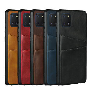 Newest Phone Case For Samsung Galaxy Note 10 Lite Leather Phone Protector Cover