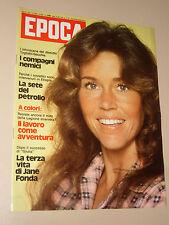 EPOCA=1978/1430=JANE FONDA=LAZAR BERMAN=SOMALIA ETIOPIA=PIETRO SECCHIA TOGLIATTI