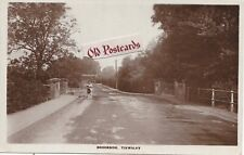 More details for brookside, yiewsley - old real photo postcard (ref 7118/19 b02)