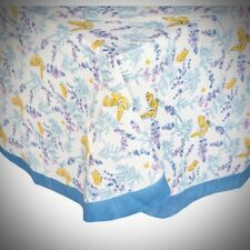 Couleur Nature Papillon Tablecloths Placemats Towels Hand Printed Bruno Lamy