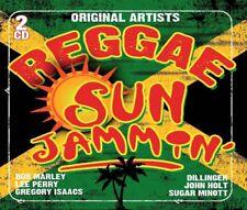 Reggae Sun Jammin'  CD, 2015, New, Bob Marley, Lee Perry, Dillinger, John Holt